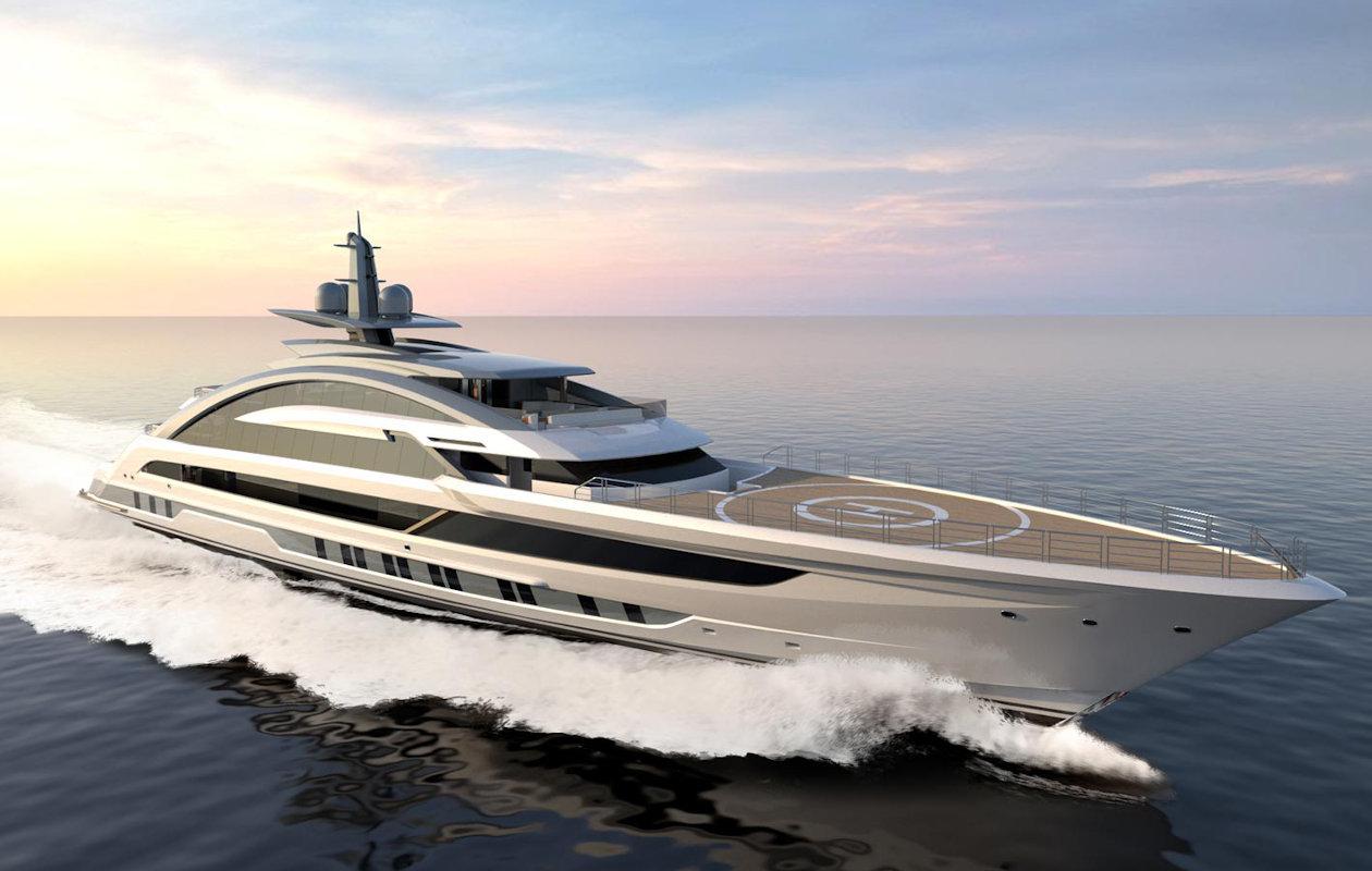Cosmos Yacht cruising
